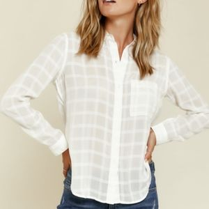 Rails: Aly Top in White